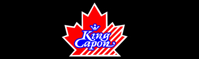 King Capon Logo - Chicken Farm Sharron